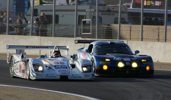 2004 American Le Mans Series (ALMS)Laguna Seca, California, USA. 15 - 16 October.World Copyright: Richard Dole/LAT Photographicref: Digital Image Only