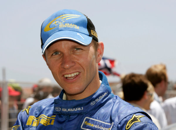 2004 FIA World Rally Champs. Round five, Cyprus Rally.14th- 16th May 2004.Petter Solberg, Subaru, portrait.World Copyright: McKlein/LAT