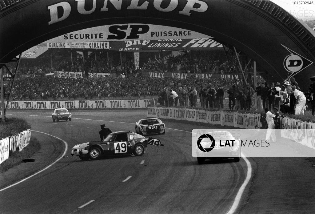 1964 Le Mans 24 Hours 1964 Le Mans Photo