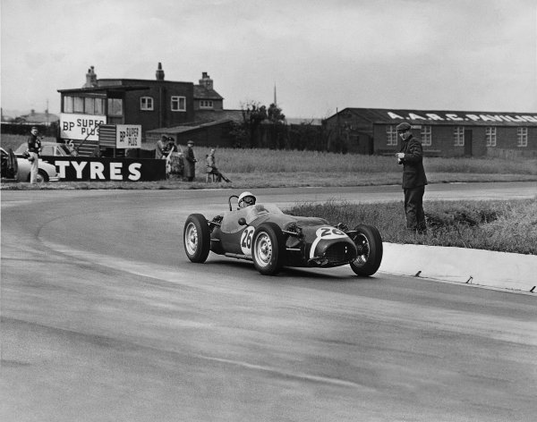 Aintree, Great Britain. 13-15 July 1961.