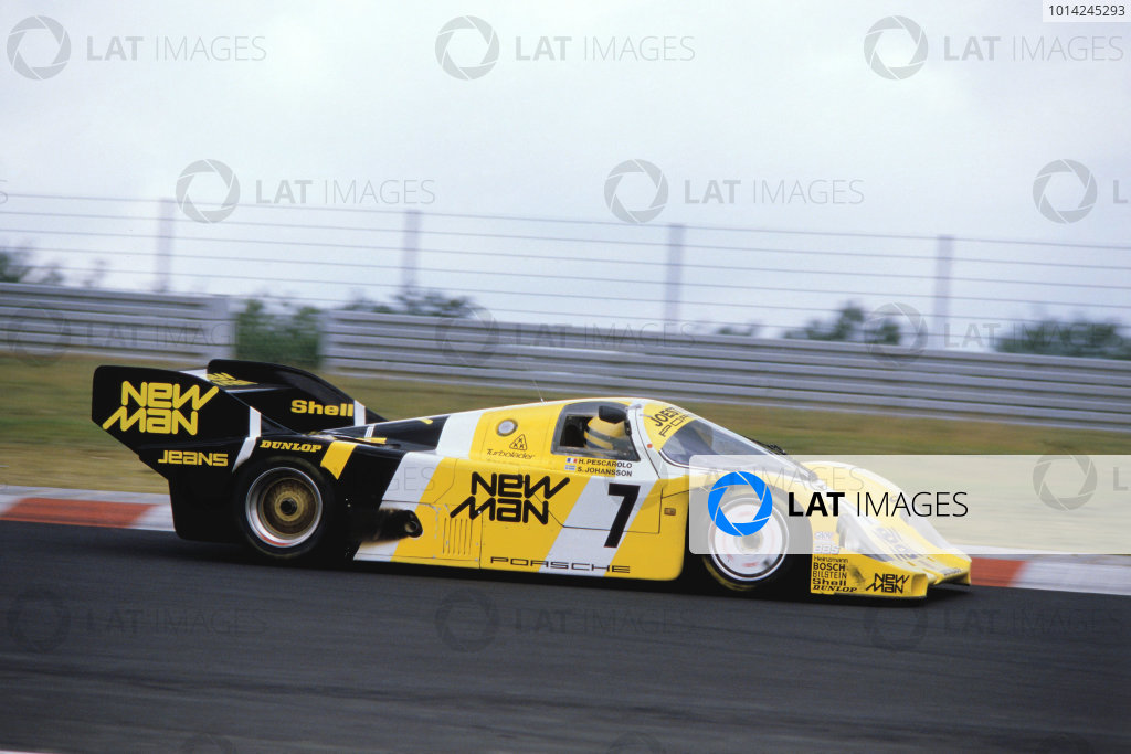 1984 Nurburgring 1000 Kms.