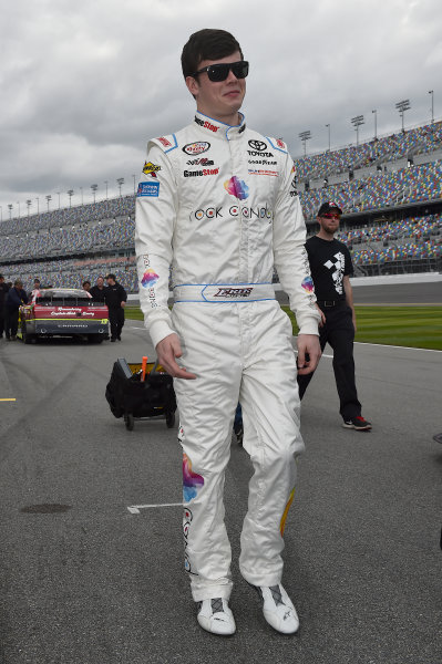 20-21 February, 2015, Daytona Beach, Florida USA Erik Jones, Game Stop Toyota Camry ?2015, John Harrelson / LAT Photo USA
