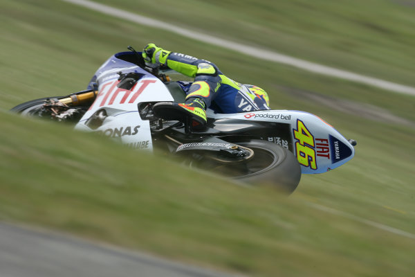 Assen, Netherlands.26th - 28th June 2009.Valentino Rossi Fiat Yamaha Team.World Copyright: Martin Heath/LAT Photographicref: Digital Image BPI_Moto 8sxw