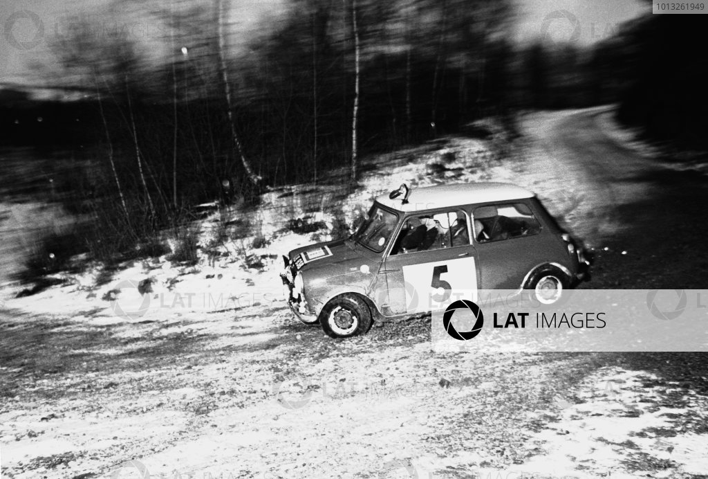 1965 RAC Rally of Great Britain.