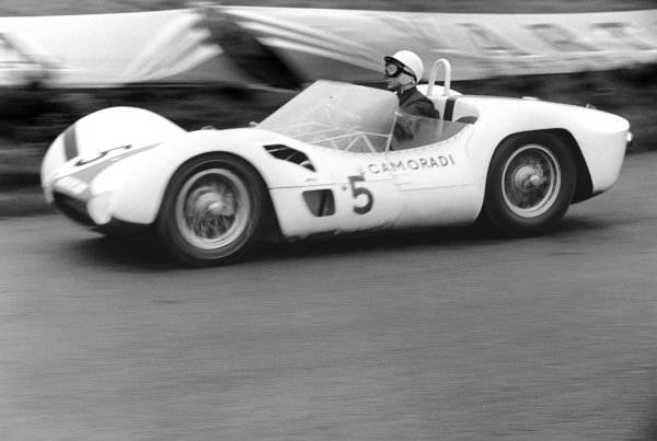 Nurburgring, Germany. 22nd May 1960. Rd 4.