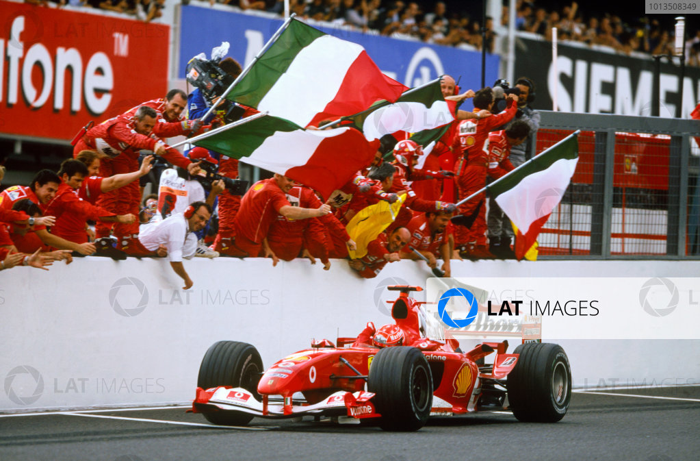 Suzuka , Japan  8th - 10th October 2004