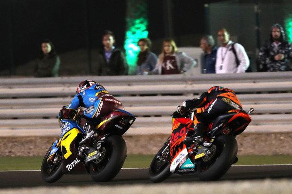 Xavi Vierge, Marc VDS Racing, Brad Binder, KTM Ajo.