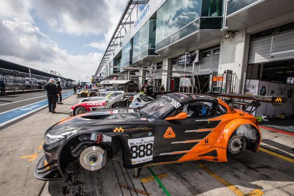 #888 Triple 888 Racing BMW Z4