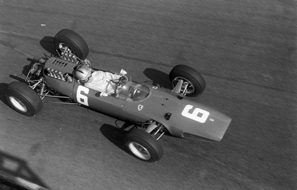 Nino Vaccarella, Ferrari 158.