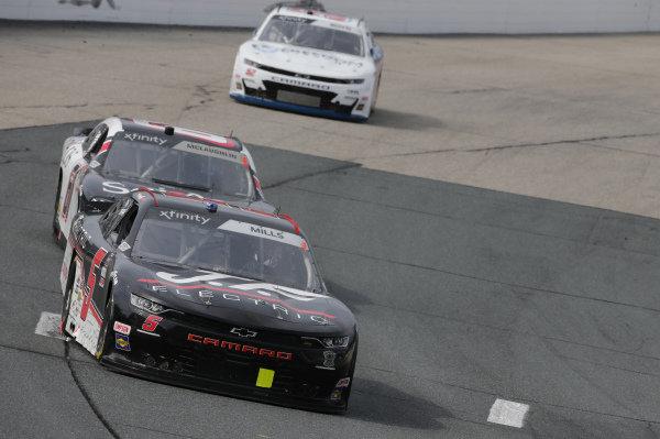 #5: Matt Mills, B.J. McLeod Motorsports, Chevrolet Camaro J.F. Electric
