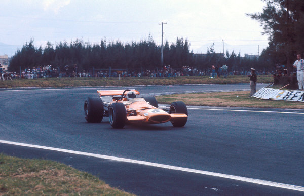 1969 Mexican Grand Prix.