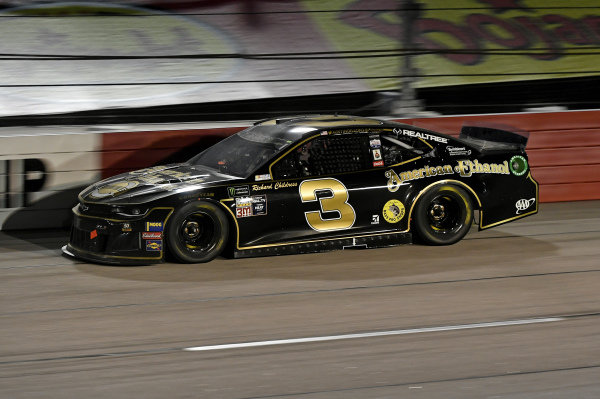 #3: Austin Dillon, Richard Childress Racing, Chevrolet CamaroAmerican Ethanol