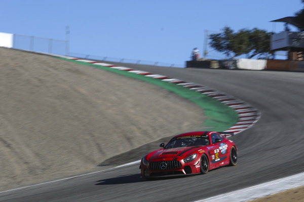 #92 Ramsey Racing, Mercedes-AMG, GS: Mark Ramsey, Roger Eagleton