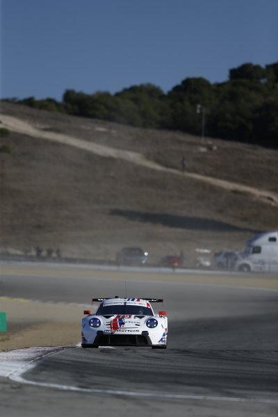 #79: WeatherTech Racing Porsche 911 RSR - 19, GTLM: Cooper MacNeil, Matt Campbell