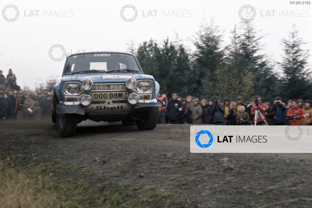 1973 World Rally Championship.