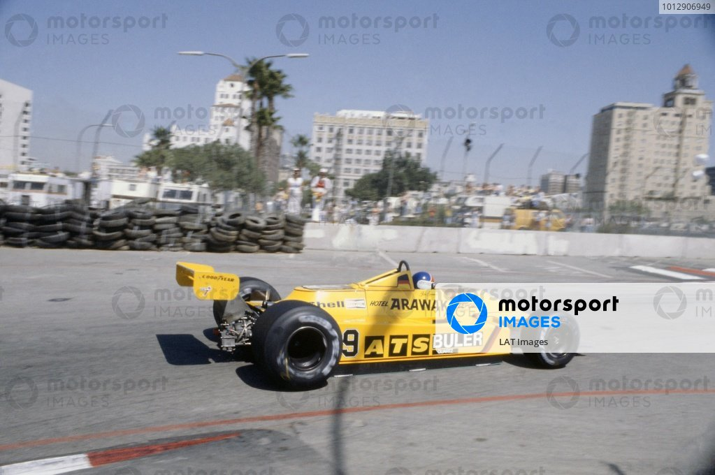 1980 United States Grand Prix West.