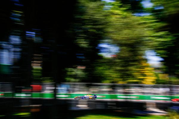 2017 FIA Formula 2 Round 4. Baku City Circuit, Baku, Azerbaijan. Sunday 25 June 2017. Oliver Rowland (GBR, DAMS)  Photo: Andy Hone/FIA Formula 2. ref: Digital Image _ONY9858