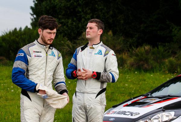2017 FIA World Rally Championship, Round 10, Rallye Deutschland, 17-20 August, 2017, Jon Armstrong, Ford, portrait Worldwide Copyright: McKlein/LAT