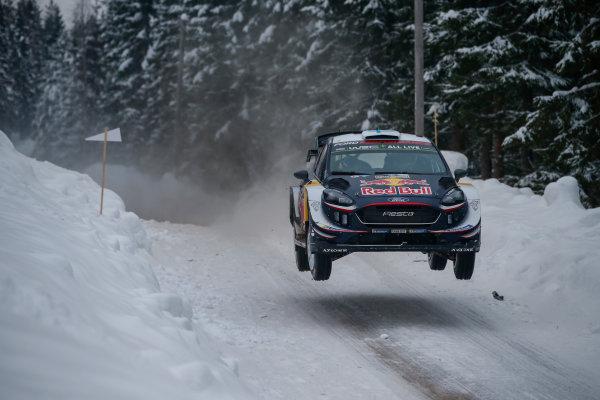 2018 FIA World Rally Championship, Round 02, Rally Sweden 2018, February 15-18, 2018. Teemu Suninen, Ford, Action Worldwide Copyright: McKlein/LAT