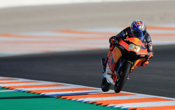 2017 Moto3 Championship - Round 18 Valencia, Spain  Friday 10 November 2017 Niccolo Antonelli, Red Bull KTM Ajo  World Copyright: Gold and Goose Photography/LAT Images  ref: Digital Image 704579