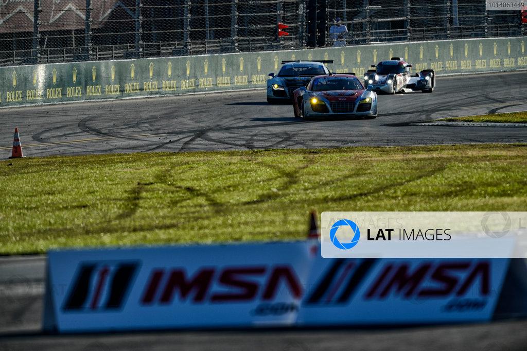 Round 1 - Daytona 24 Hours, Florida, USA