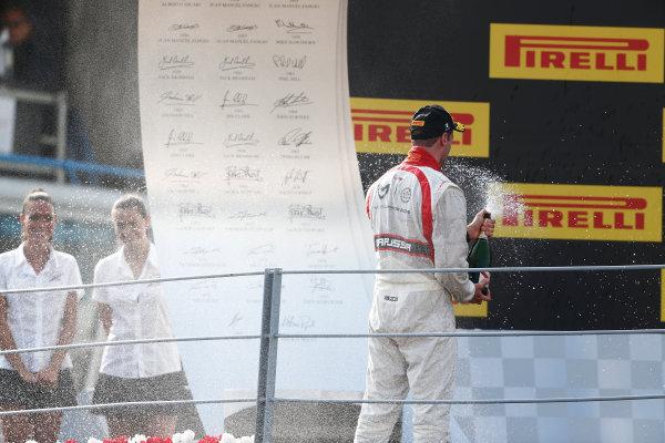2014 GP3 Series. Round 7.   Autodromo di Monza, Monza, Italy.  Sunday 7 September 2014. Dean Stoneman (GBR, Marussia Manor Racing)  Photo: Sam Bloxham/GP2 Series Media Service. ref: Digital Image _SBL2761
