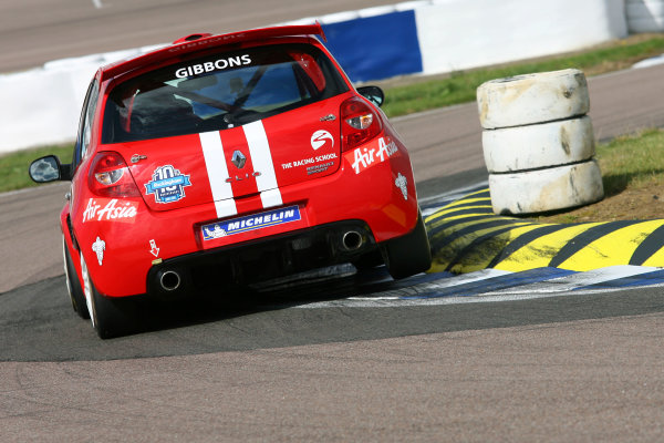 Rockingham, Northamptonshire. 17th - 18th September 2011.