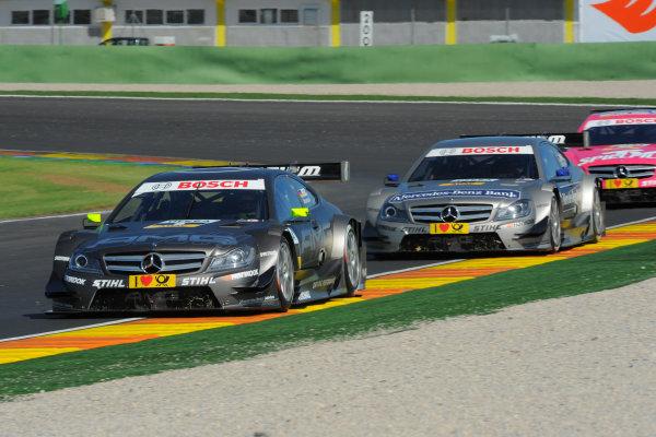 Round 9 - Valencia, Spain28th - 30th September 2012Ralf Schumacher (GER), Team HWA AMG Mercedes, AMG Mercedes C-CoupeWorld Copyright:  XPB Images / LAT Photographicref: Digital Image 2375177_HiRes