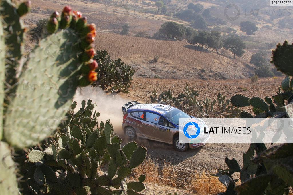 Round 2, Rally of Mexico, 3rd-6th March 2011Jari-Matti Latvala, Mika Anttila, Ford Fiesta RS WRC, ActionWorldwide Copyright: McKlein/LAT