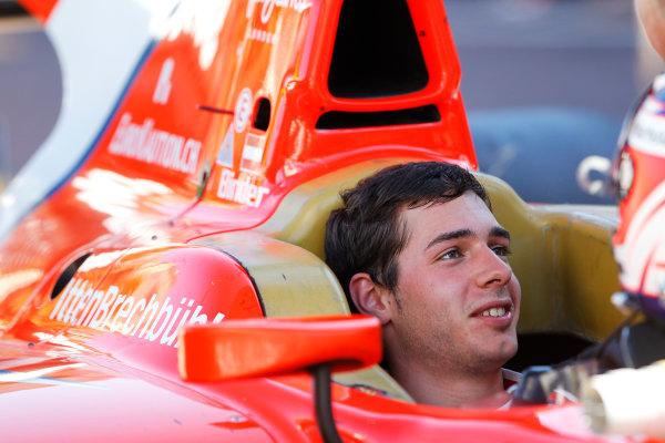 2014 GP2 Series Round 3 - Race 2 Monte Carlo, Monaco. Saturday 24 May 2014. Rene Binder (AUT, Arden International)  Photo: Sam Bloxham/GP2 Series Media Service. ref: Digital Image _G7C2906
