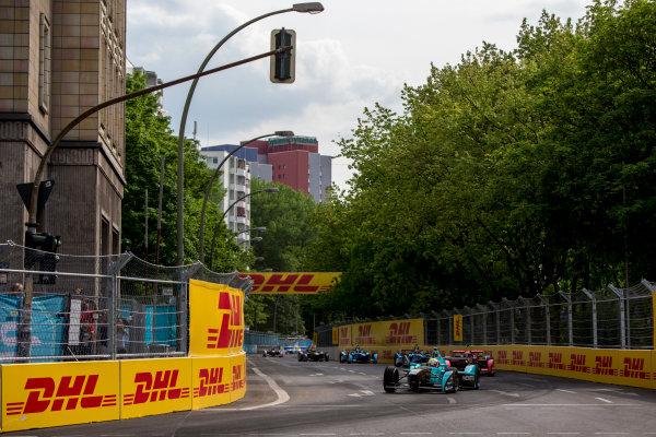 2015/2016 FIA Formula E Championship. Berlin ePrix, Berlin, Germany. Saturday 21 May 2016. Nelson Piquet (BRA), NEXTEV TCR FormulaE 001  Photo: Zak Mauger/LAT/Formula E ref: Digital Image _L0U2217