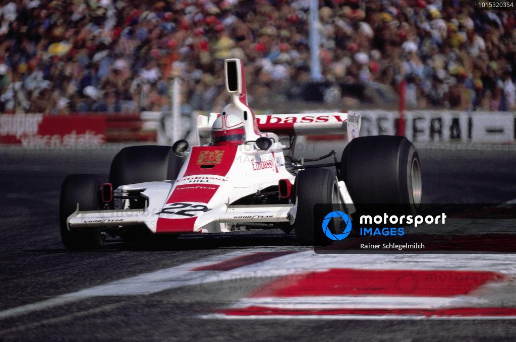 Alan Jones, Hill GH1 Ford.
