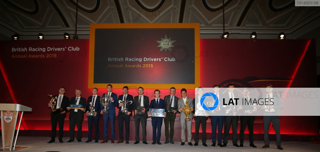 2015 BRDC Awards