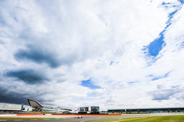 Silverstone, Northamptonshire, UK.  Friday 14 July 2017. Esteban Ocon, Force India VJM10 Mercedes. World Copyright: Charles Coates/LAT Images  ref: Digital Image AN7T4881