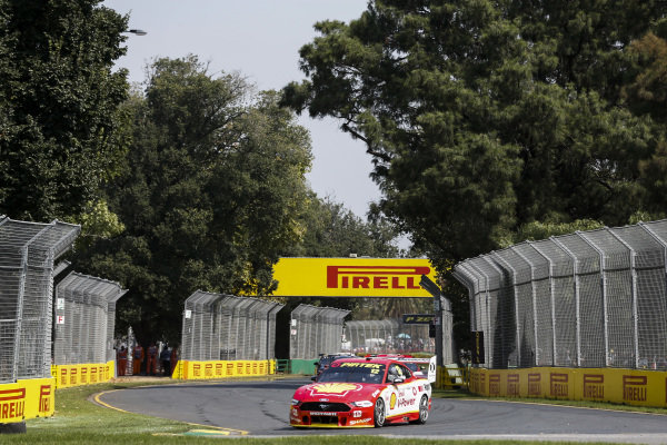 Fabian Coulthard, DJR Team Penske, Ford