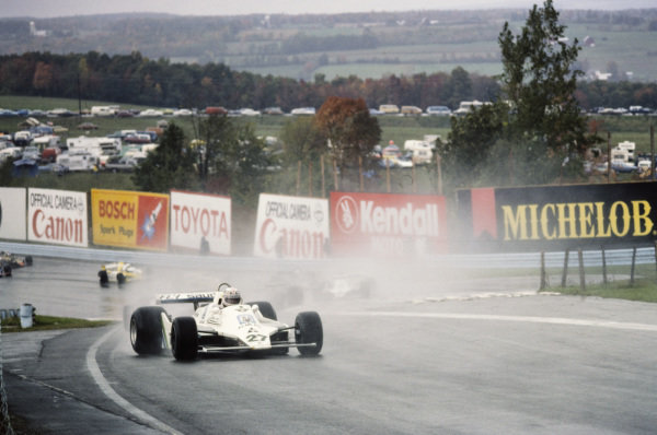 Alan Jones, Williams FW07 Ford.