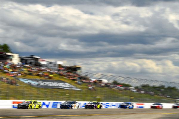 #12: Ryan Blaney, Team Penske, Ford Mustang Menards/Sylvania