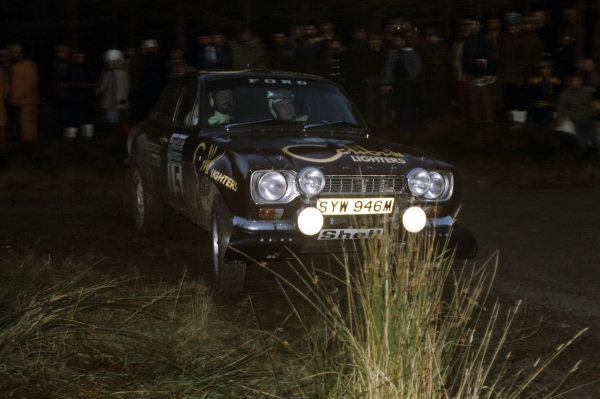 Markku Alen / Paul White, Ford Escort RS 1600 MK1.