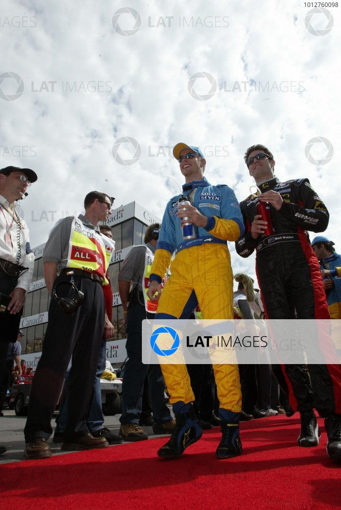 2002 Canadian Grand Prix - Race
