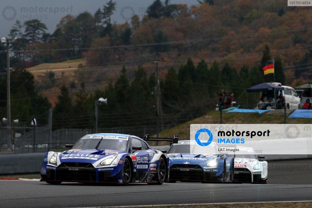 Mitsunori Takaboshi, Kondo Racing Nissan GT-R NISMO GT500.