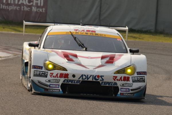 Natsu Sakaguchi & Yuya Hiraki, Team Mach Toyota 86 MC, 2nd in GT300