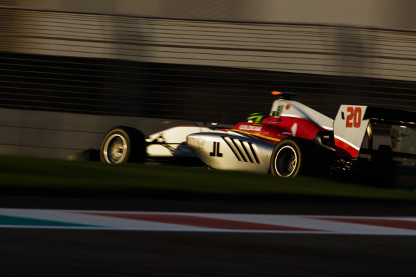 Linus Lundqvist (SWE, Campos Racing)