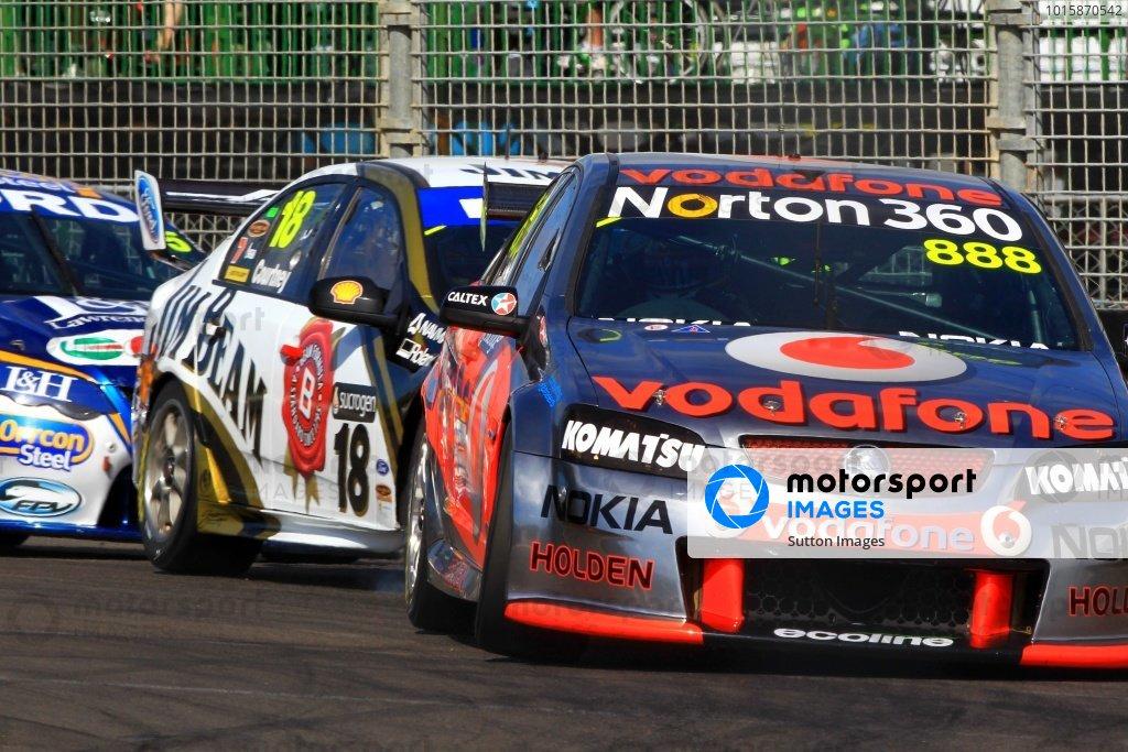 Australian V8 Supercars Photo Motorsport Images