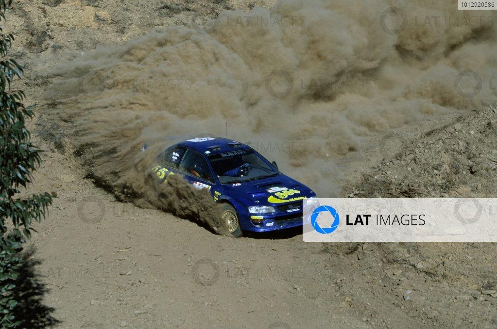 1998 World Rally Championship.