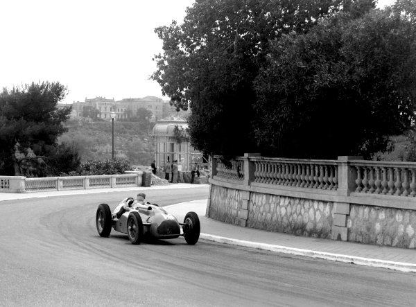 1950 Monaco Grand Prix.