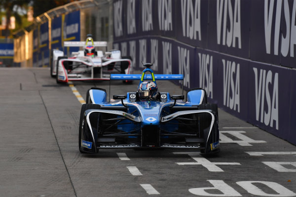 2017/2018 FIA Formula E Championship. Round 1 - Hong Kong, China. Saturday 02 December 2018. Nicolas Prost (FRA), Renault e.Dams, Renault Z.E 17. Photo: Mark Sutton/LAT/Formula E ref: Digital Image DSC_8522