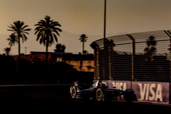 2016/2017 FIA Formula E Championship. Marrakesh ePrix, Circuit International Automobile Moulay El Hassan, Marrakesh, Morocco. Saturday 12 November 2016. Adam Carroll (GBR), Jaguar Racing, Spark-Jaguar, Jaguar I-Type 1.  Photo: Zak Mauger/LAT/Formula E ref: Digital Image _X0W5460
