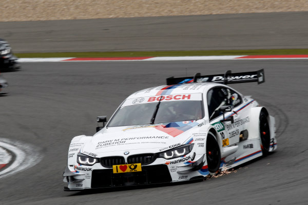 2014 DTM Championship Round 7 - Nurburgring, Germany 15th - 17th August 2014 Martin Tomczyk (GER) BMW Team Schnitzer BMW M4 DTM World Copyright: XPB Images / LAT Photographic  ref: Digital Image 3256883_HiRes