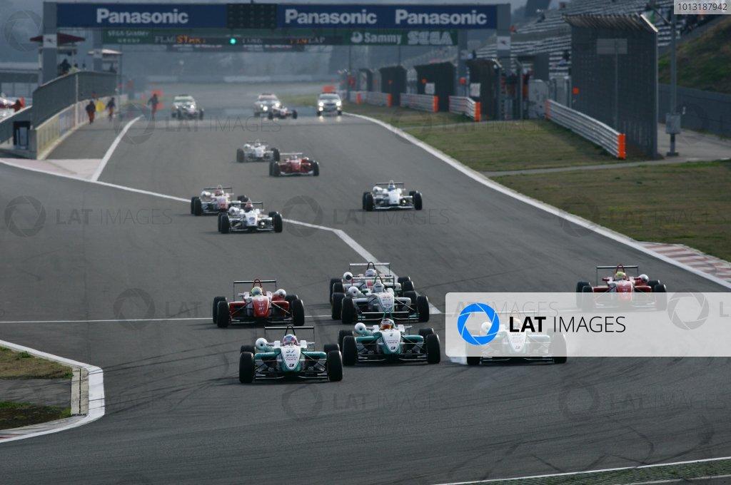 2008 Japanese Formula Three Championship