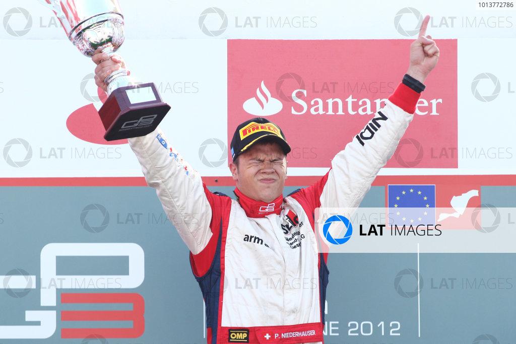 2012 GP3 Series Valencia, Spain
